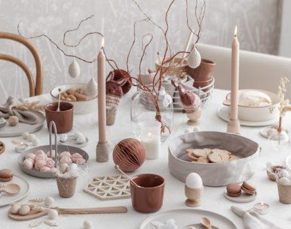 Pasqua: come allestire la  tavola?