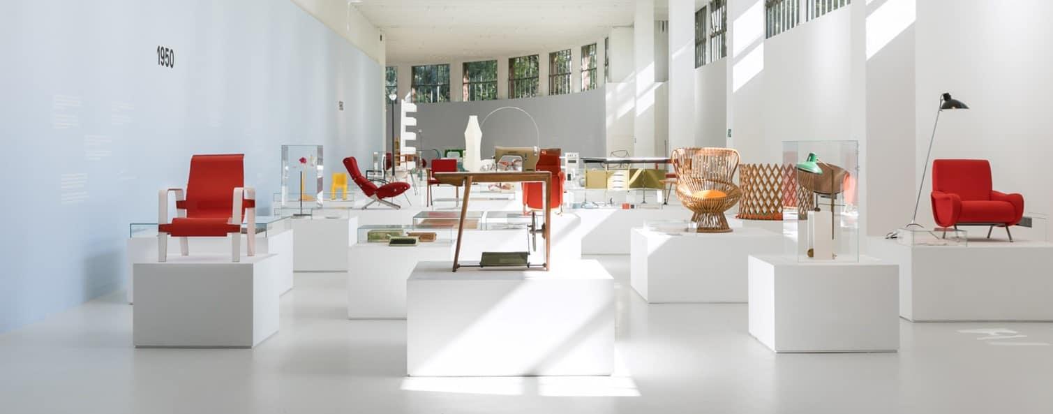 Giornata internazionale dei musei: 10 musei di design italiani da visitare
