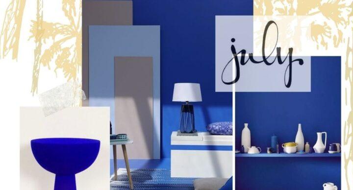 Il colore Blue Klein