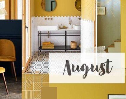 Il colore giallo Napoli