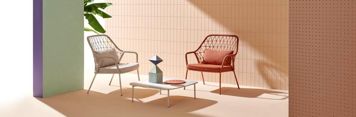 Outdoor: proposte di design con Pedrali