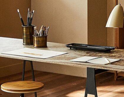 Cartoleria e pittura: la nuova capsule collection di Zara Home