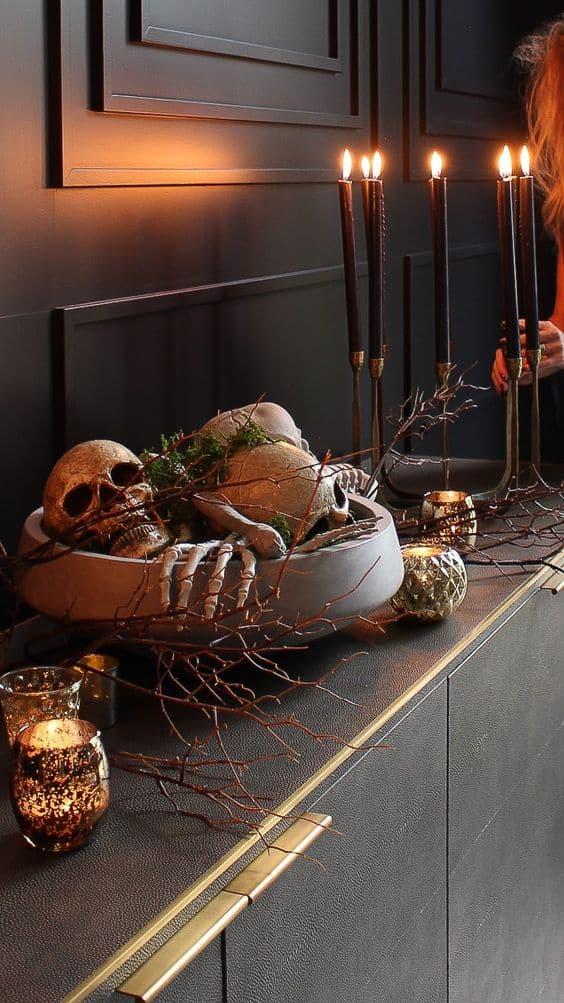 decorazioni di halloween