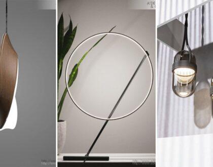 A'design award & Competition: le migliori lampade premiate
