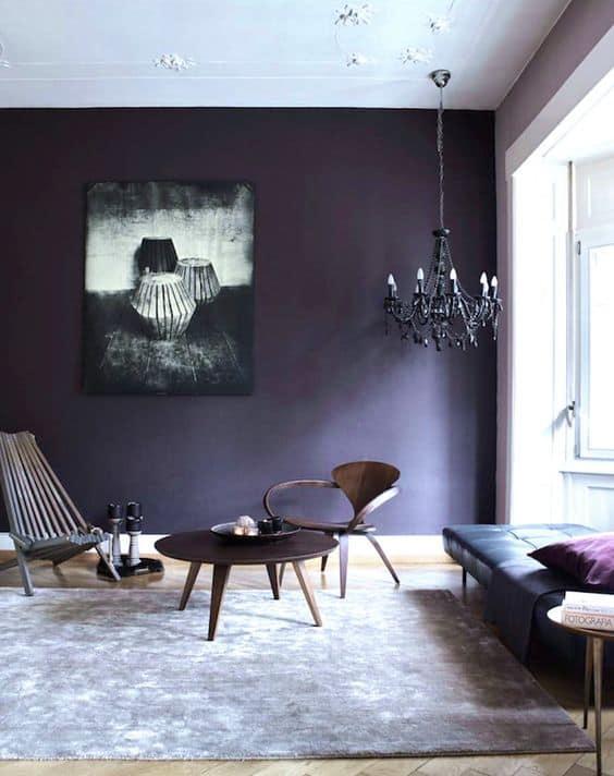 il colore viola