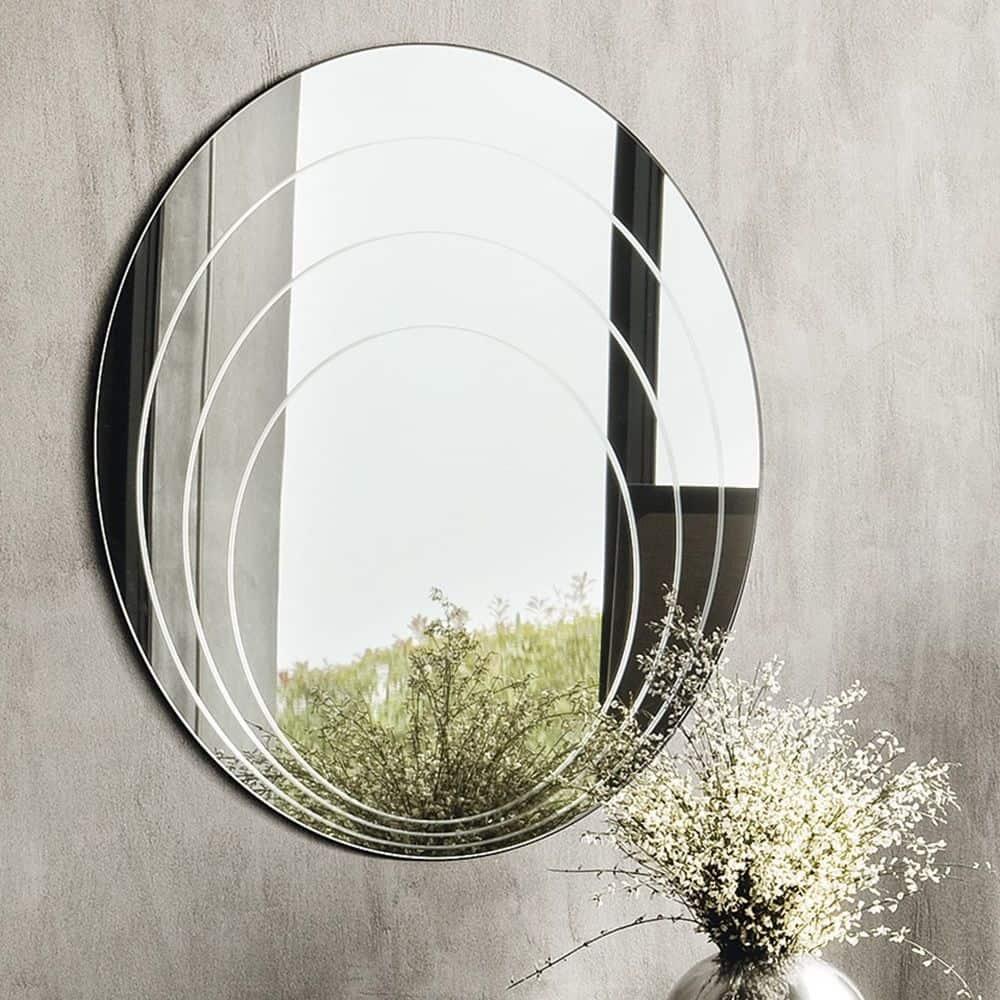 specchi rotondi