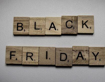 Black friday: acquisti per la casa Made In Italy