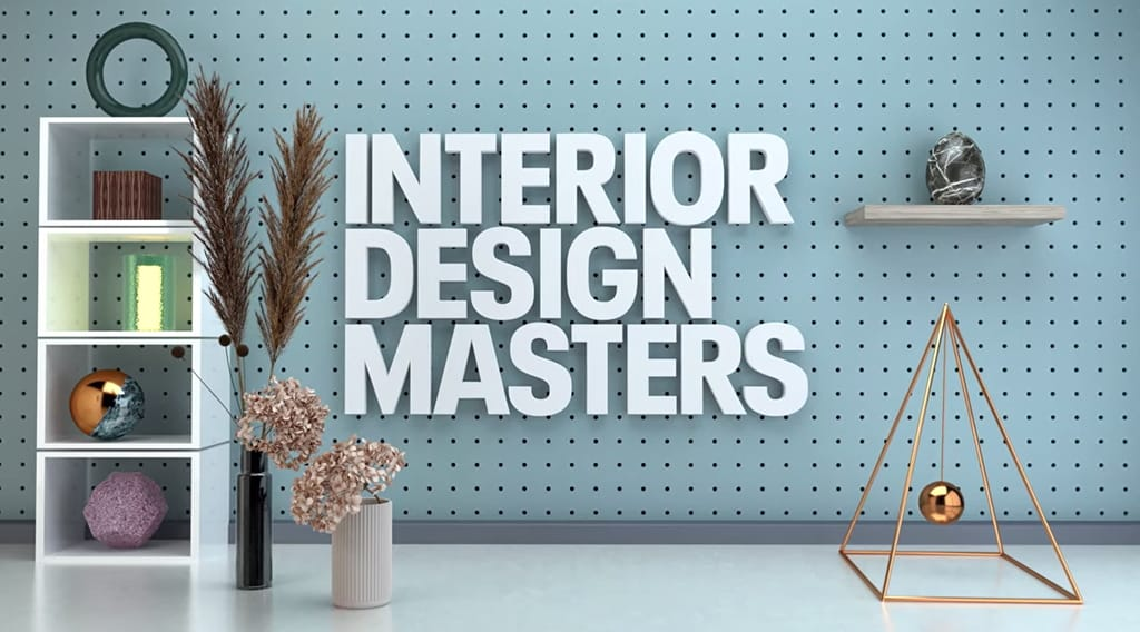 Serie tv di interior design