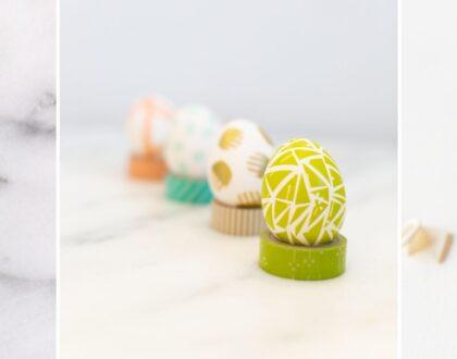Decorare le uova per Pasqua:10 dyi per voi