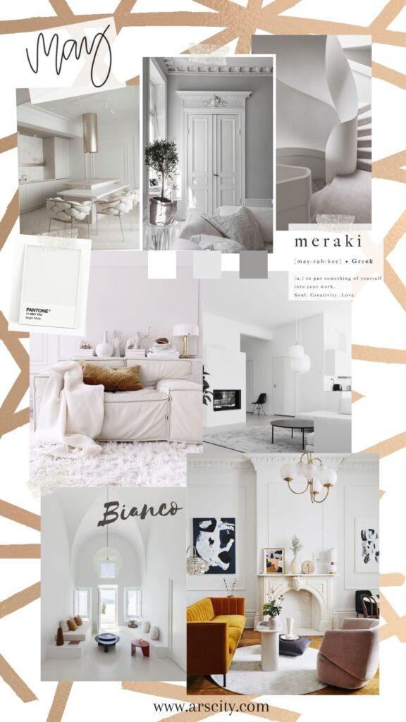 il colore bianco