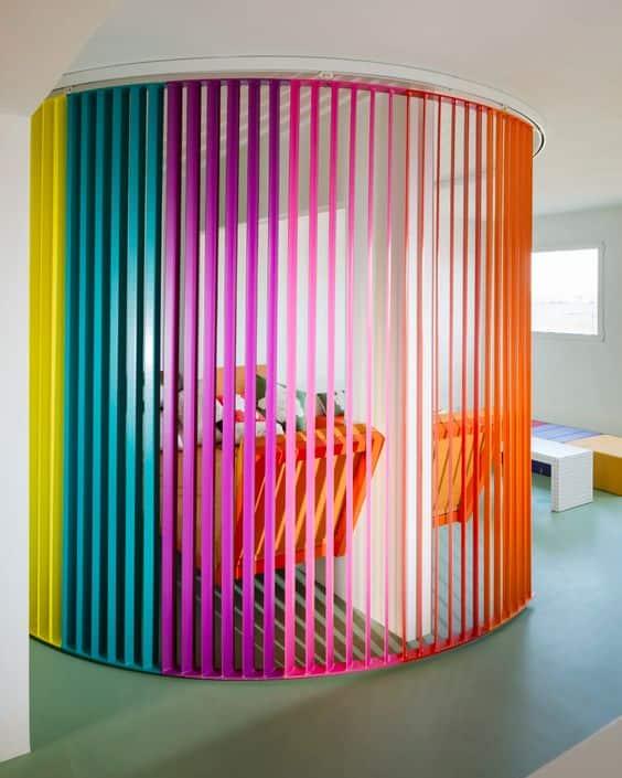 Il colore rainbow