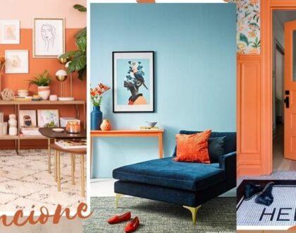 Il colore arancione